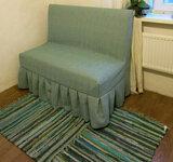 Чехол на диван за вечер