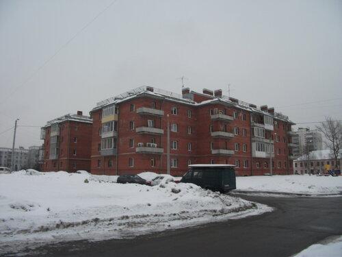 Рябовское шоссе 119к3