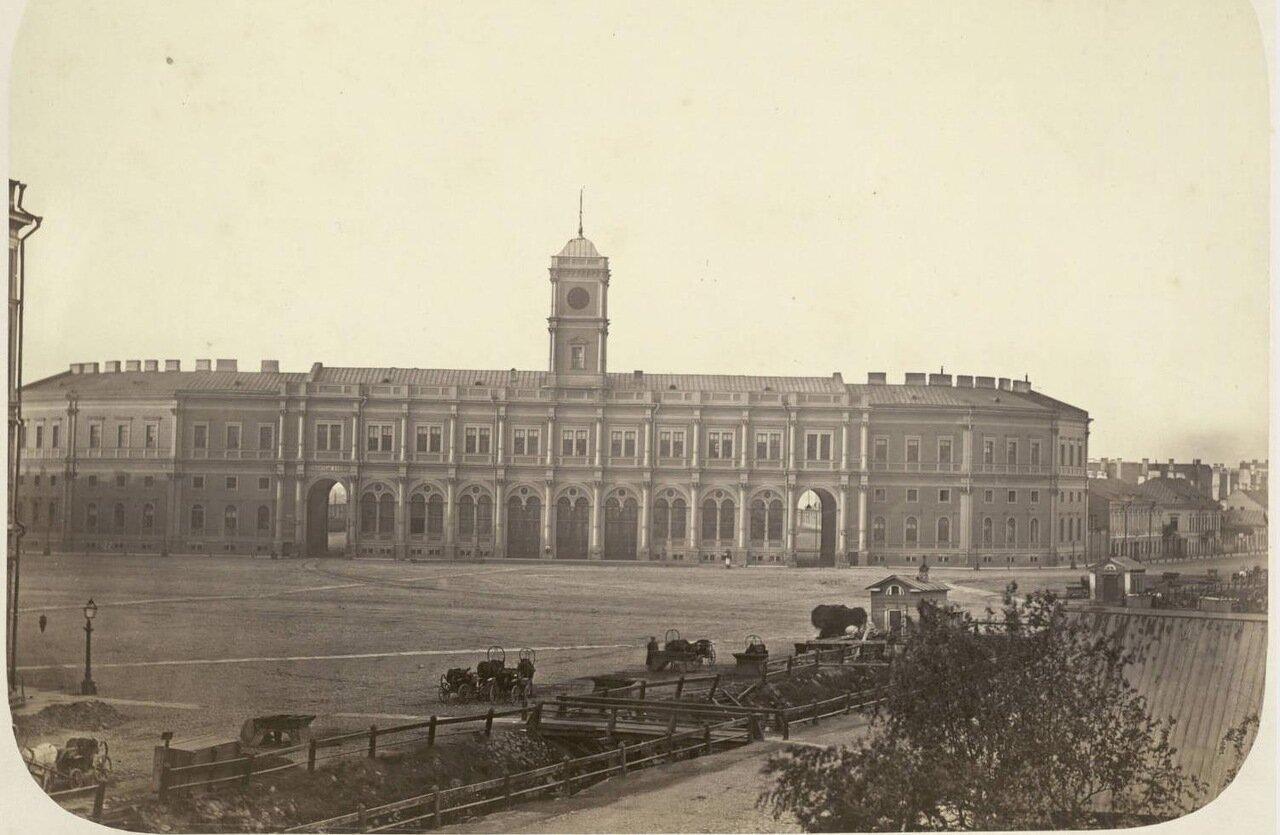 2. Николаевский вокзал, Санкт-Петербург.