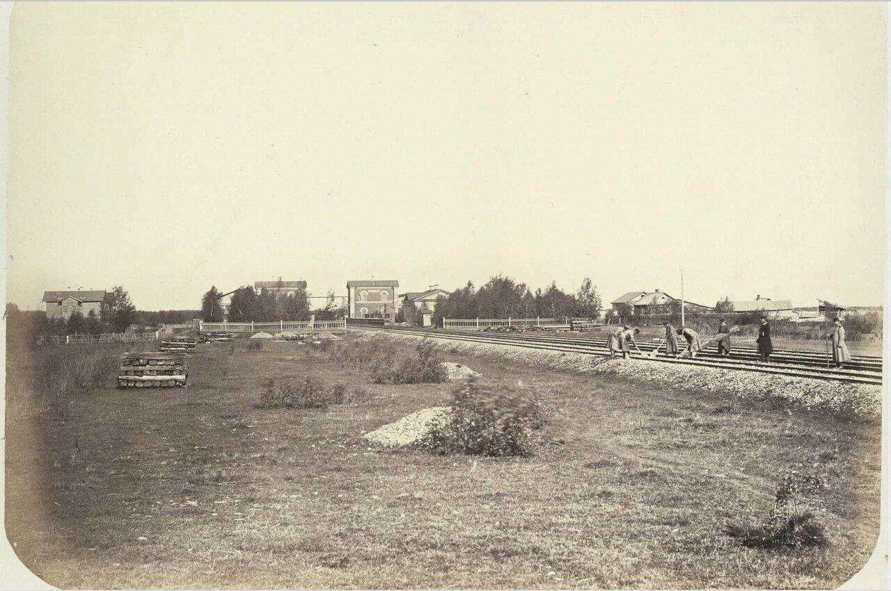 28. Станция Кулицкая
