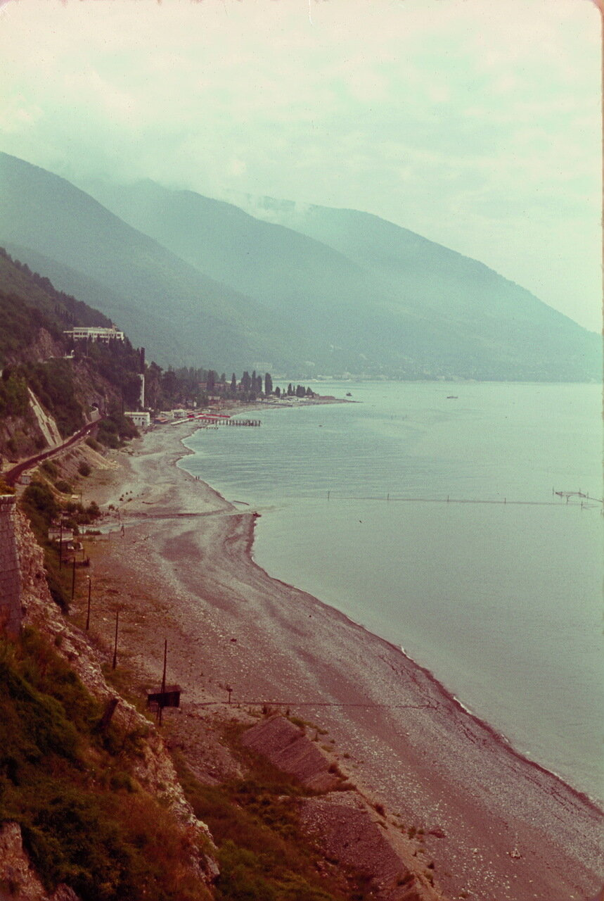 Абхазия. Гагры