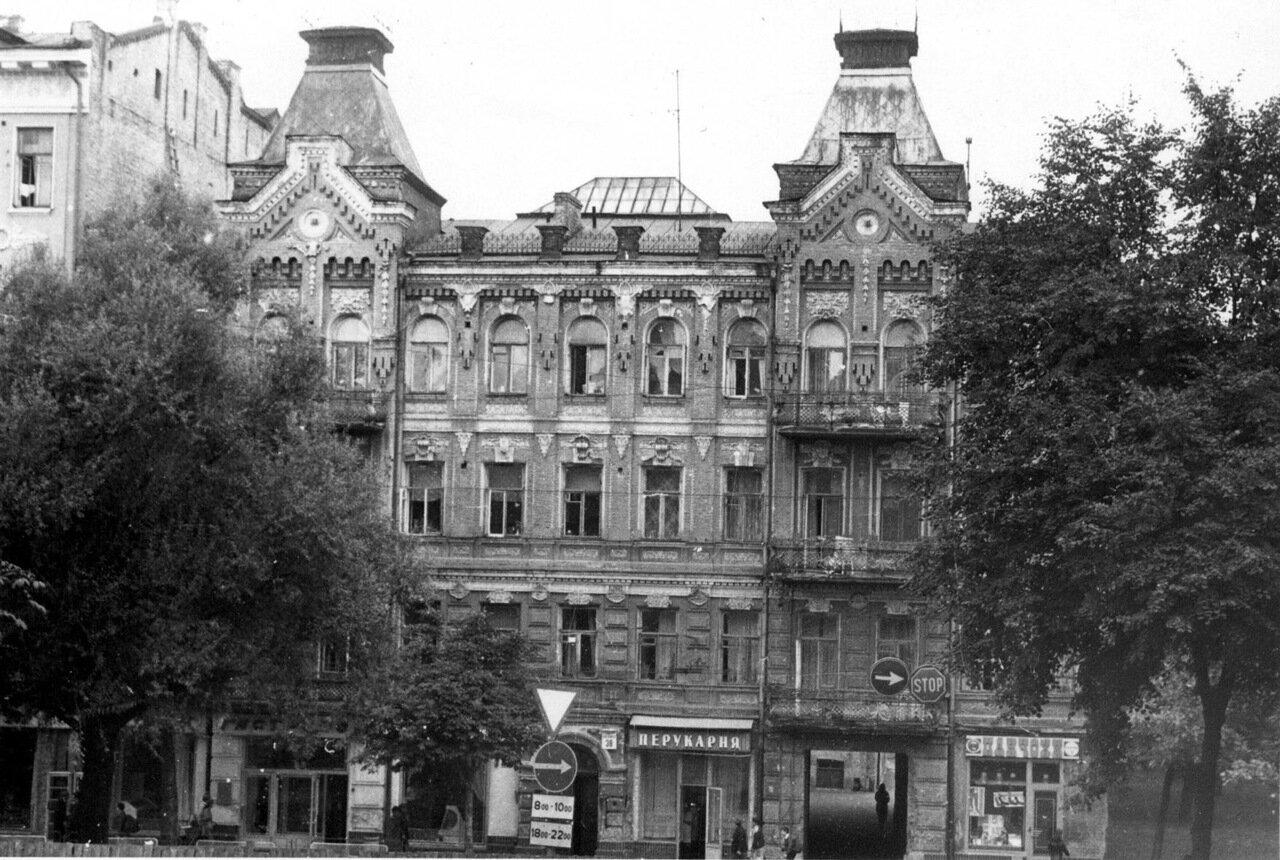 Большая Житомирская. 1981 год.