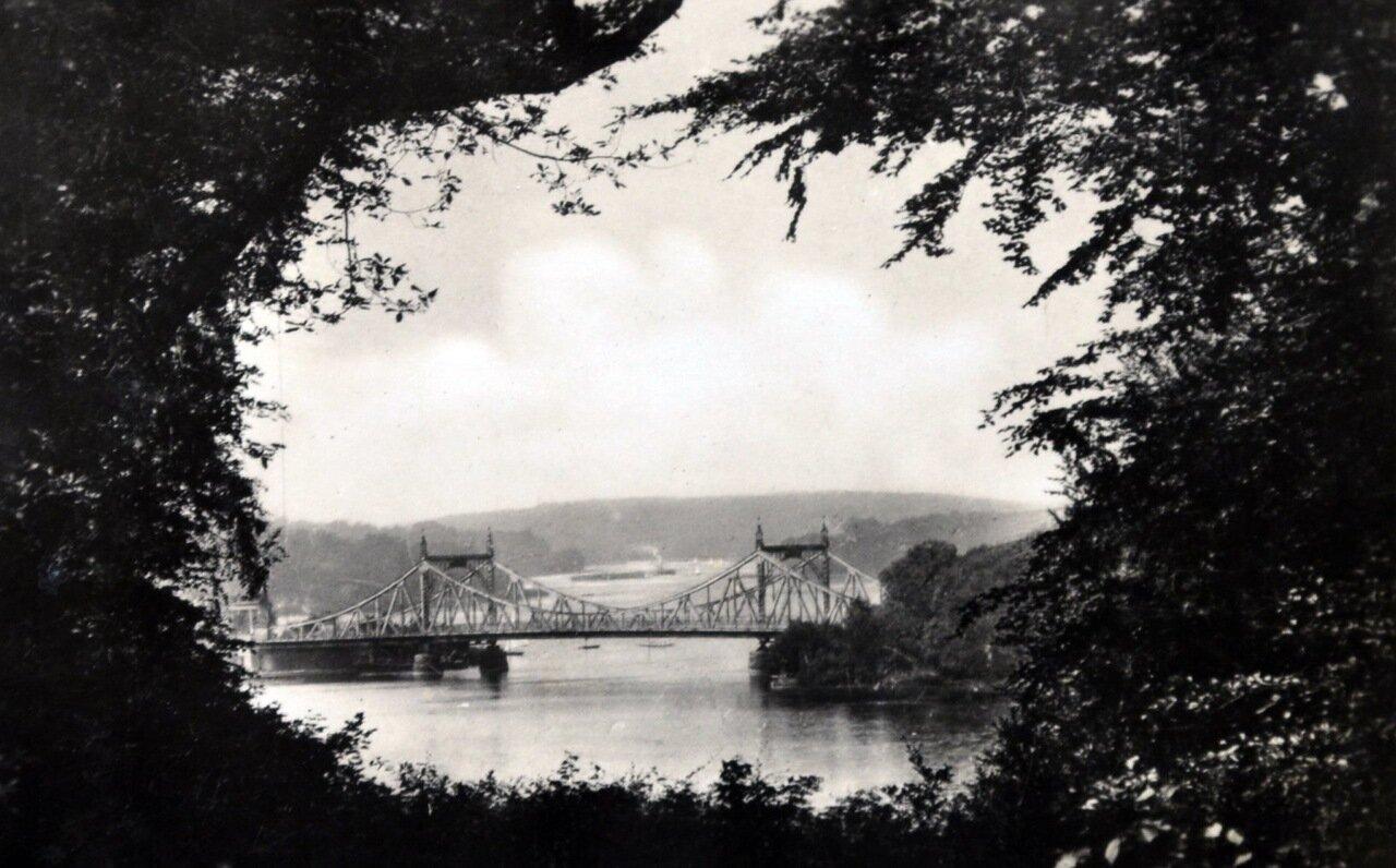 Берлин. Глиникский мост. 1933