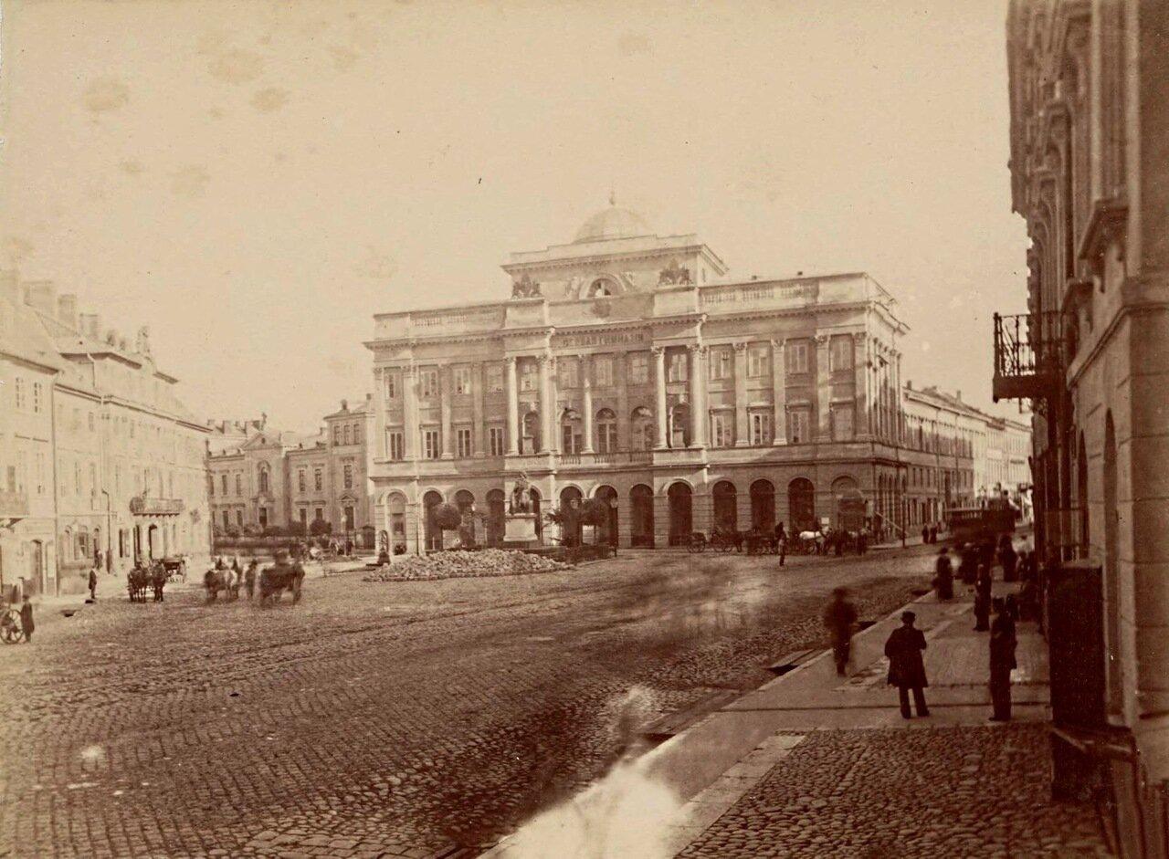 Дворец Сташица 1881