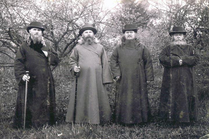 Старообрядческое духовенство Боровска