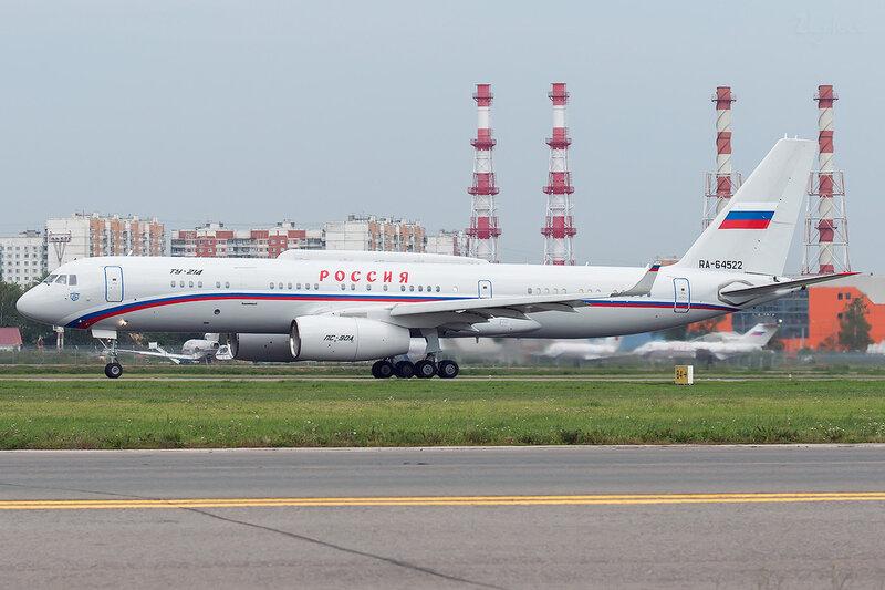 Туполев Ту-214 (RA-64522) Россия - СЛО DSC2047
