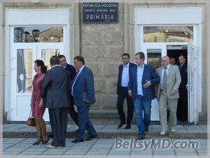 Основание площади Высоцкого — заложили в Бельцах
