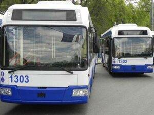Объявлен тендер на покупку — 23 троллейбусов для Бельц