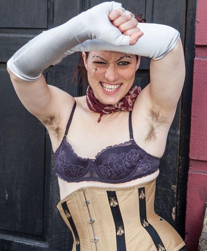 Волосатая женская красота фото 724-801