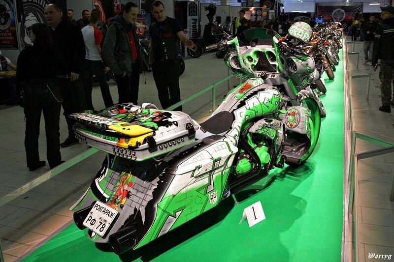 Кастомбайк Harley Davidson DreamLiner
