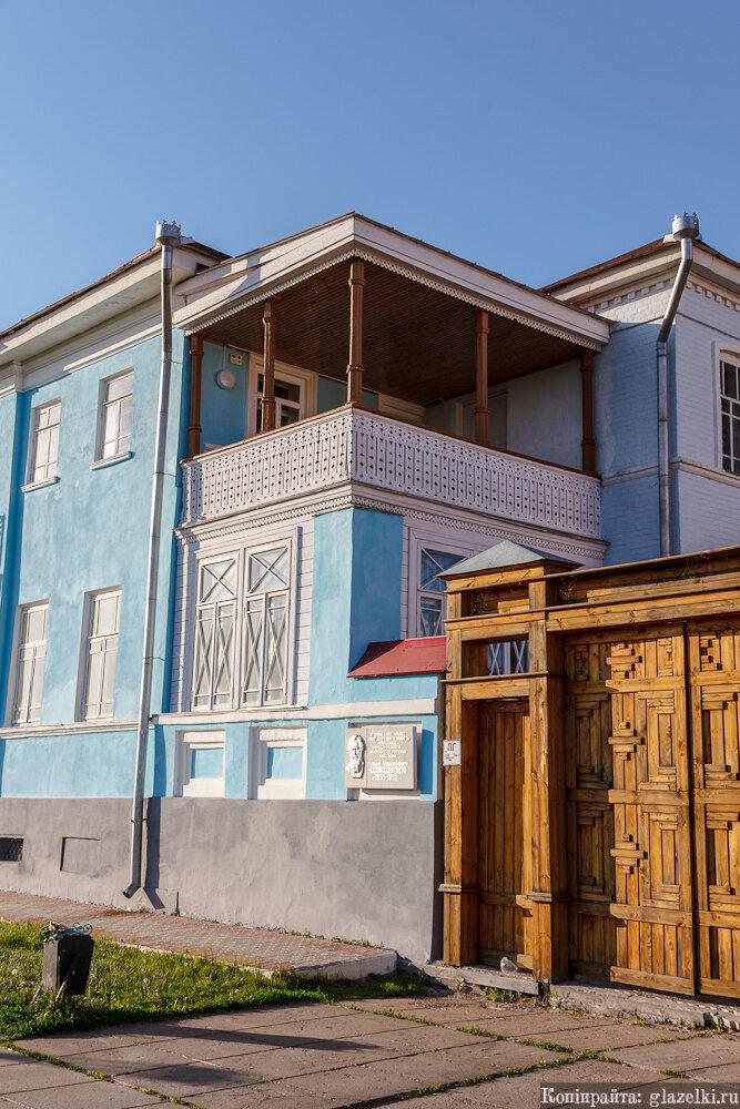 Музей Шишкина.