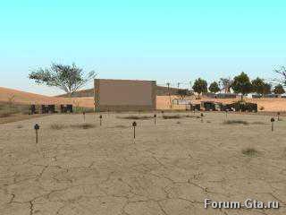 Кинотеатр Astro Drive-In GTA SA