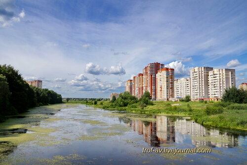 Балашиха, река Пехорка