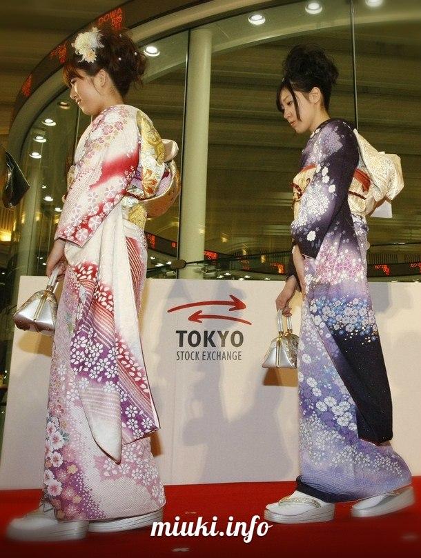 Токийская фондовая биржа (фотозарисовки)