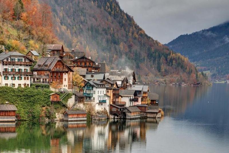 Осенние озера: 30 фотографий 0 145de3 fa3b9f1f orig