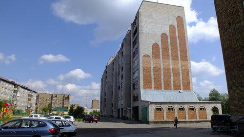 Фото города Инта №4813  Куратова 68, 62 и 70 24.06.2013_12:33