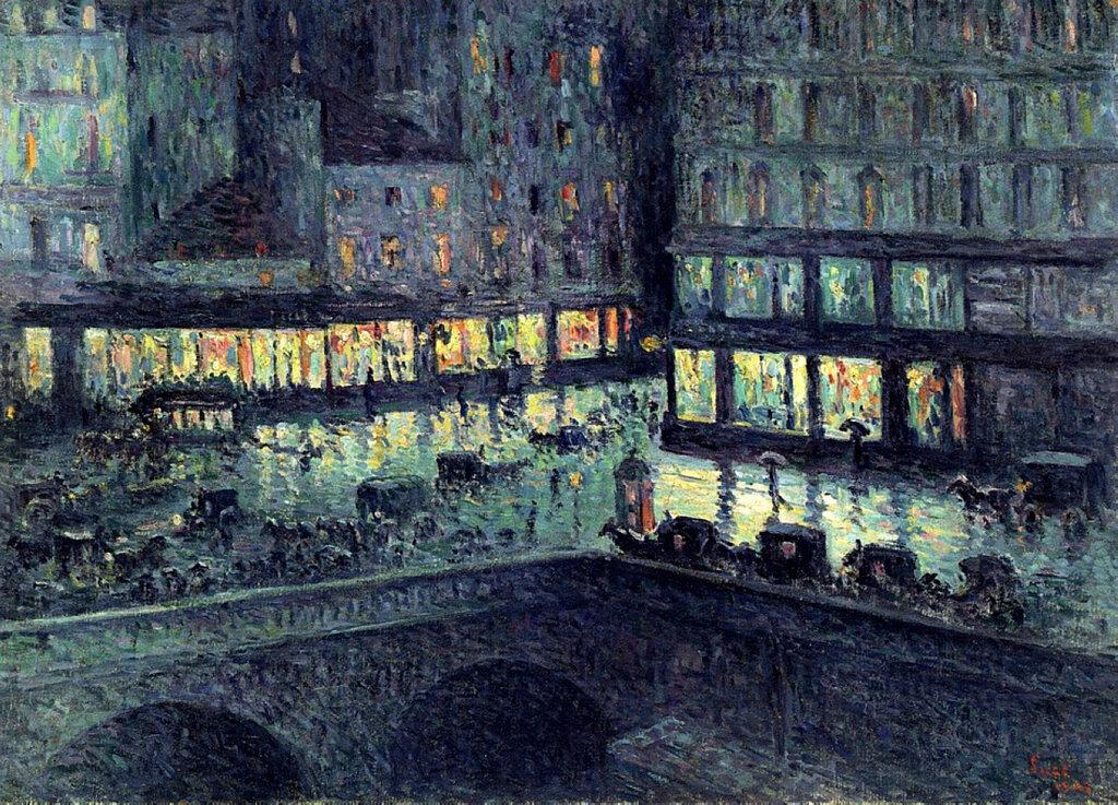 La Samaritaine, Night, 1905.jpeg