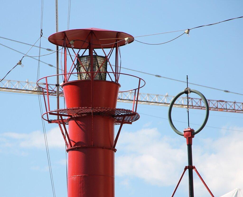 Хельсинки. Плавучий маяк Relandersgrund
