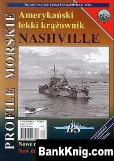 Книга Amerykanski krazownik lekki NASHVILLE