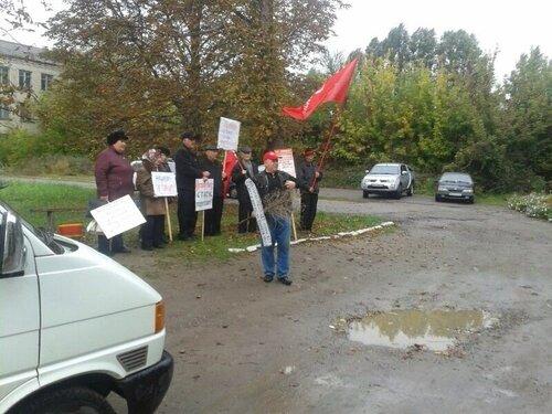 изгнание швайки коммунистами