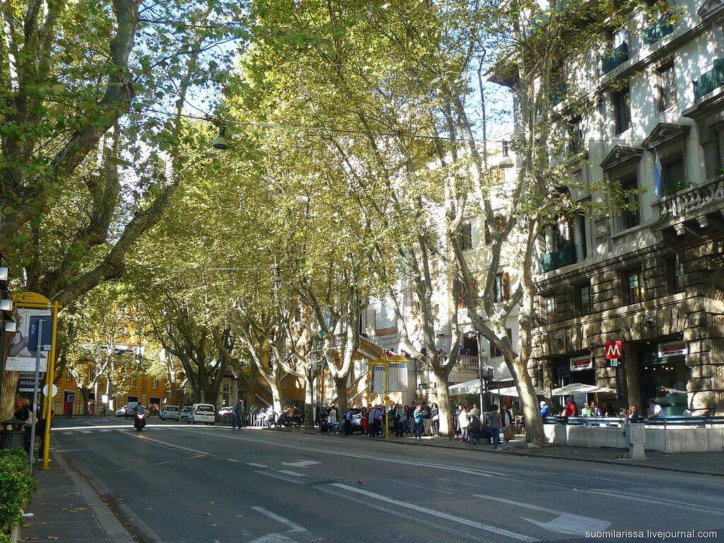 улица Венето