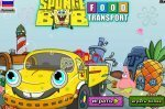 Спанч Боб довези продукты игра гонка (Spongebob Food Transport)