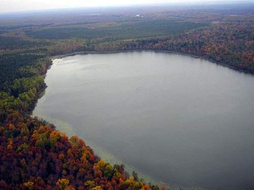озеро Шушер - Большая Кокшага