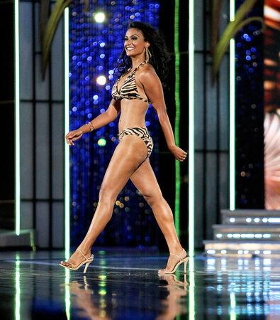 Нина Давулури, Мисс Америка 2013