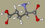 Glutamic Acid - D-glutamic acid, D-2-Aminopentanedioic acid, D-Glu, Glutamic acid D-form, 6893-26-1, (R)-2-aminopentanedioic acid-CID_23327.png