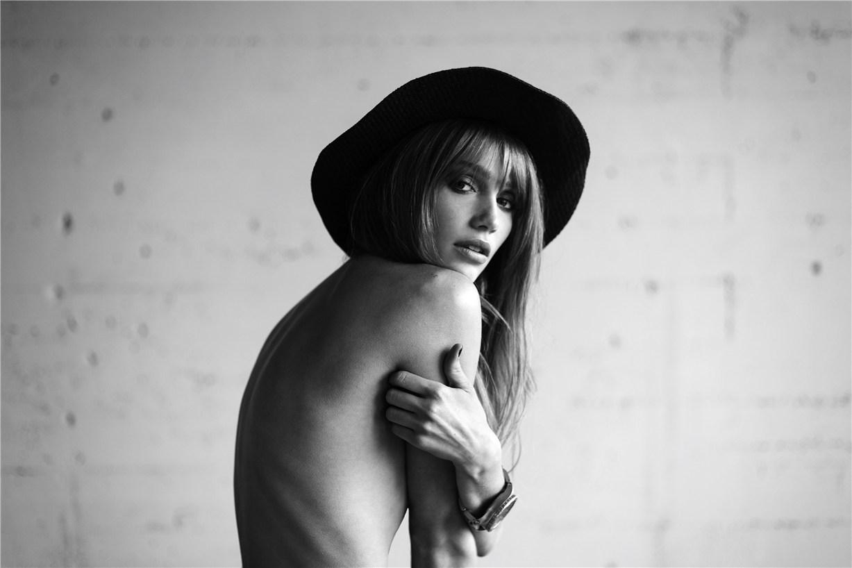 Кейлин Руссо / Cailin Russo by Neave Bozorgi / 2014