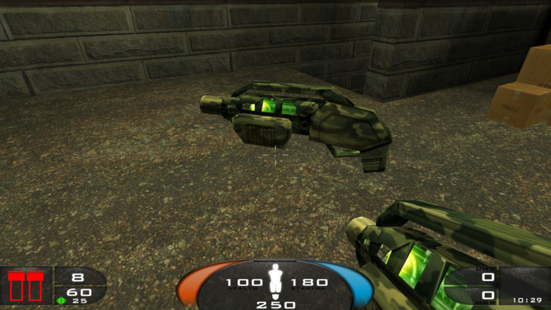 Three camouflage weapons for gore US or SE (no difference) 0_812f2_97092d38_XL