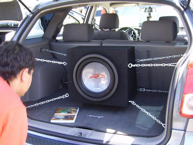 Музыка на колесах