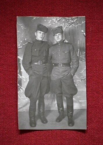 бойцы. ЭССР. 1944.JPG