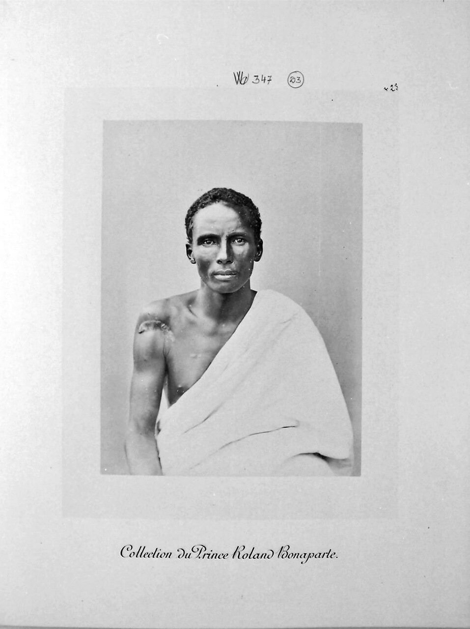 Ибрагим Таррач, племя Хабар-йонис 21 год