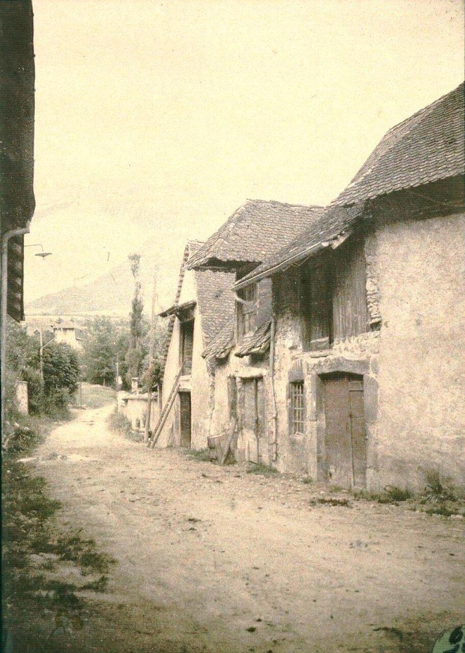 Монестье-де-Клермон. 1920