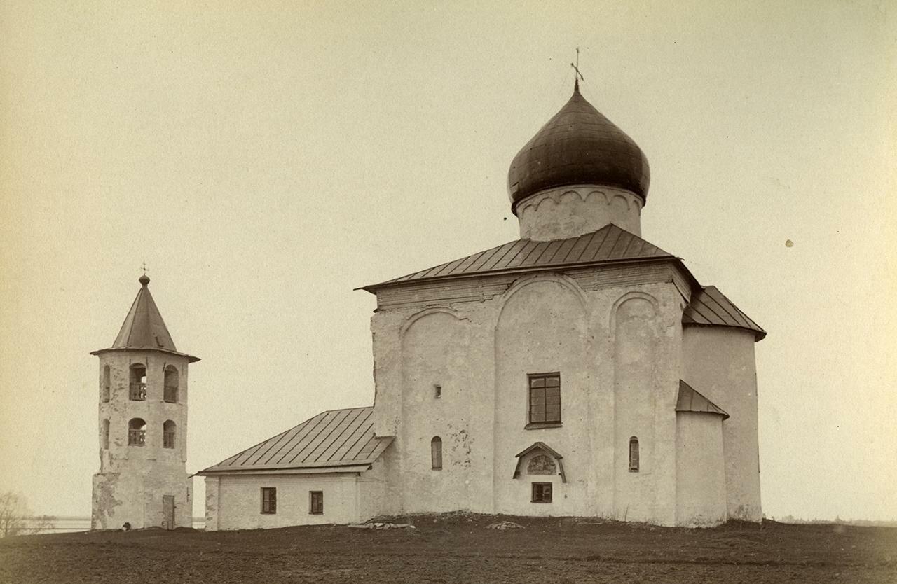 Церковь Спаса на Нередице 1880