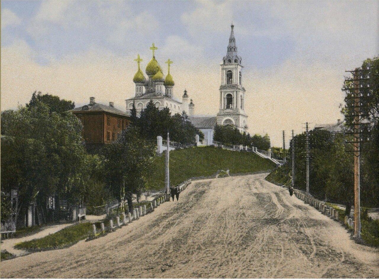 Окрестности Москвы. Село Пушкино