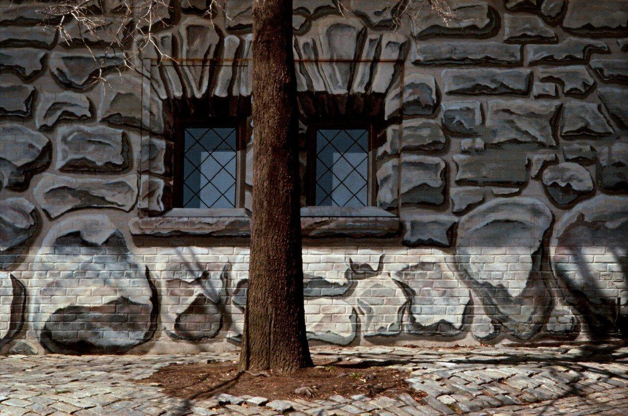 1983. Централ парк, оптическая иллюзия