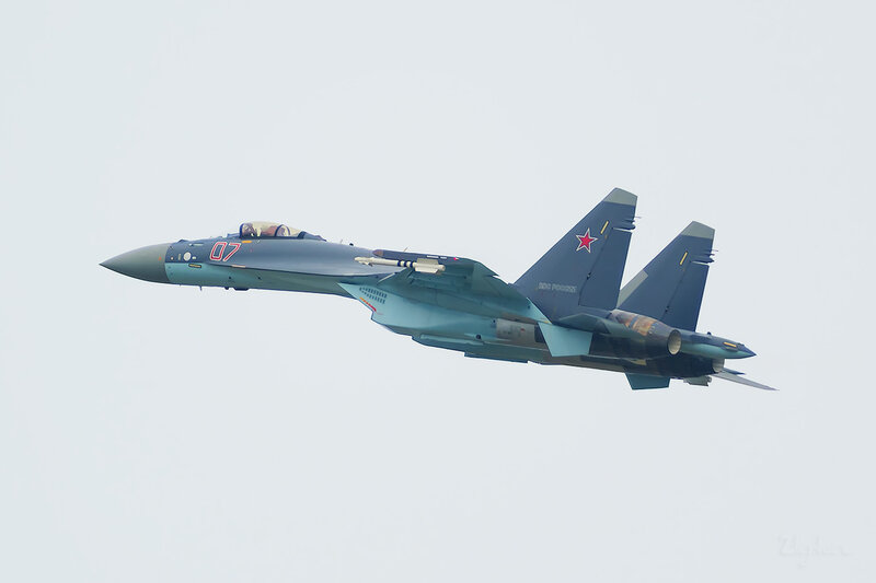 Сухой Су-35С D802077