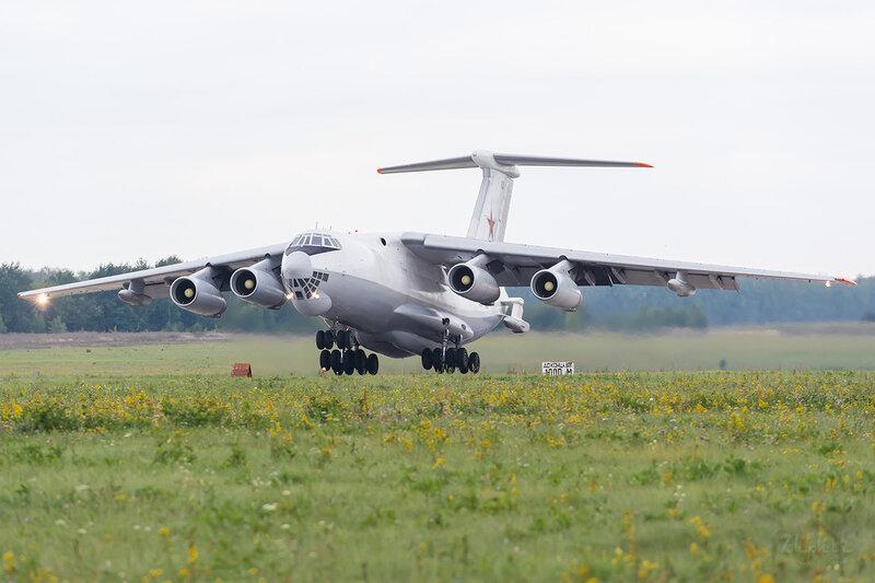 Ильюшин Ил-78М (RF-94283 / 80 синий) ВВС России D802528