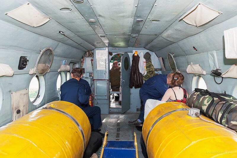 Миль Ми-8МТ (RF-92535 / 36 Красный) D709120