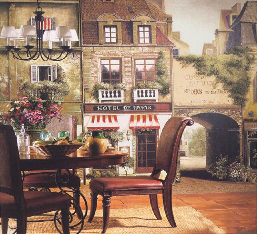 Уютно-цветочное... | Fabrice de Villeneuve. Обсуждение на ...