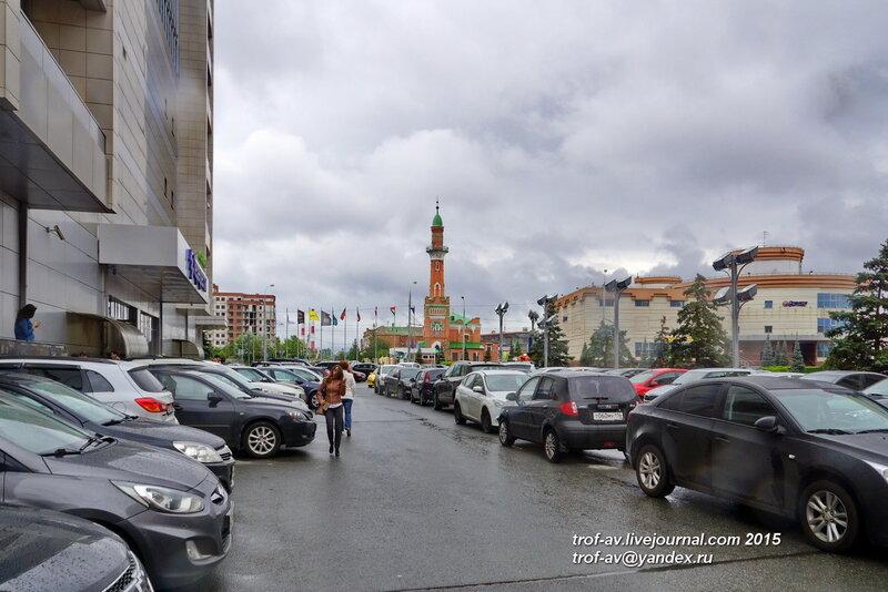 Мечеть Закабанная, Казань