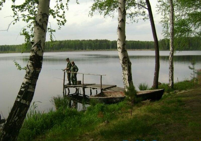 Место для рыбалки (10.07.2013)