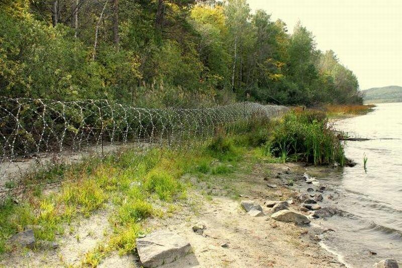 На озере ведутся раскопки (22.07.2013)