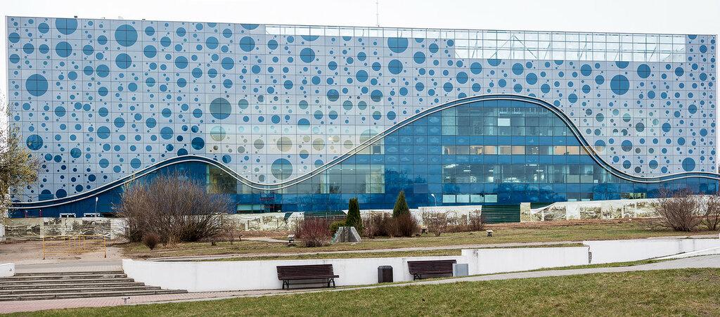ВДНХ. Центр океанографии и морской биологии «Москвариум»