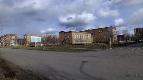 Фото города Инта №6663  Мира 25 и Горького 16