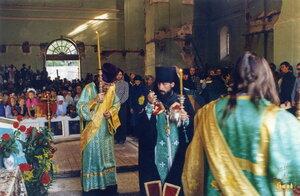 Прославление прп. Иоанна Затворника. 23.08.1995