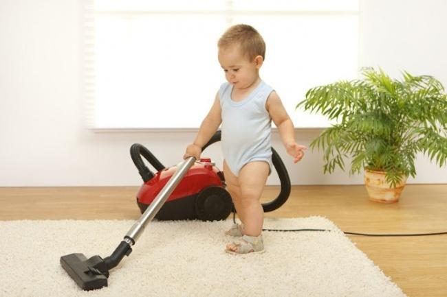 Если увас есть дети или домашние животные, вынаверняка тратите много времени начистку имытье пол