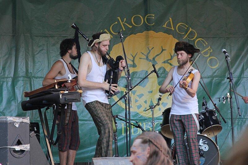 Выступление Отава Ё на фестивале «Майское дерево 2014»